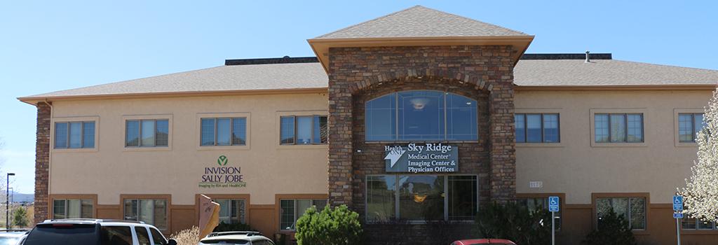 Colorado Family Orthopaedics Location Castle Rock Dr. Garramone
