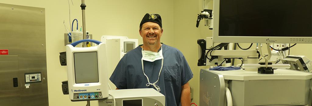 Colorado Family Orthopaedics Surgery Dr. Garramone